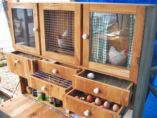 chicken-coop-made-out-of-an-old-cabinet