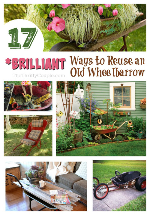 17-brilliant-ways-to-reuse-old-wheelbarrow-diy-ideas