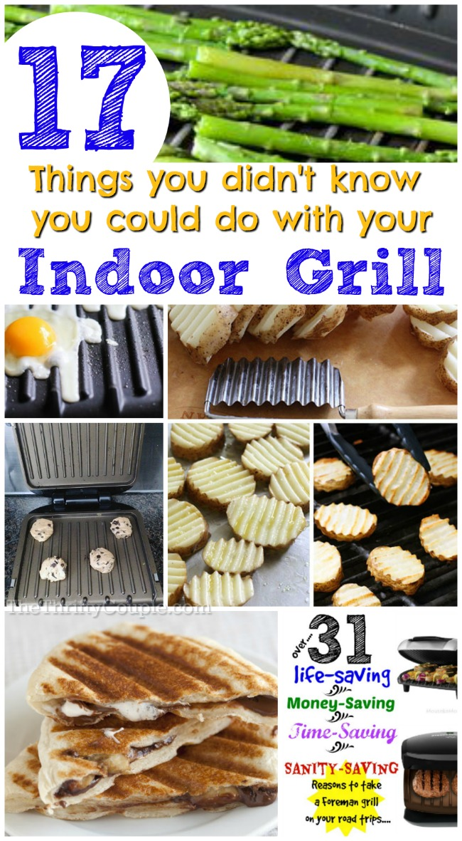 17-things-you-didnt-know-your-indoor-george-foreman-grill-could-do-hacks